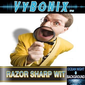 Razor Sharp Wit Subliminal Empowering MP3