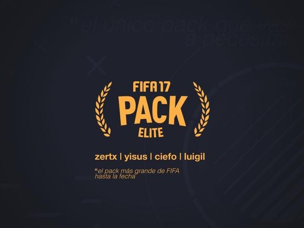 FIFA 17 ELITE PACK - WE ARE THE ELITE