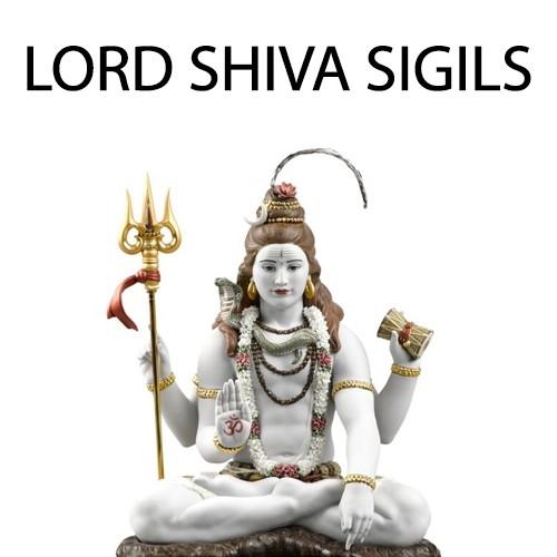 Lord Shiva Sigils
