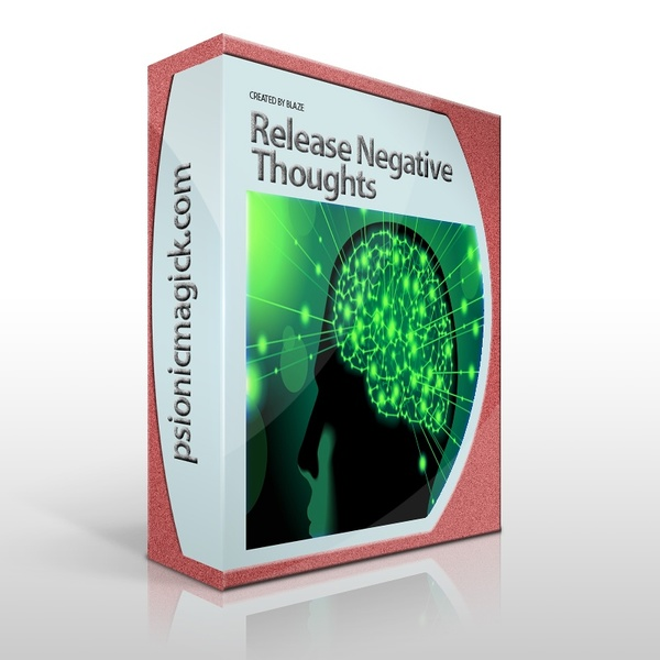 Release Negative Thoughts Sigil