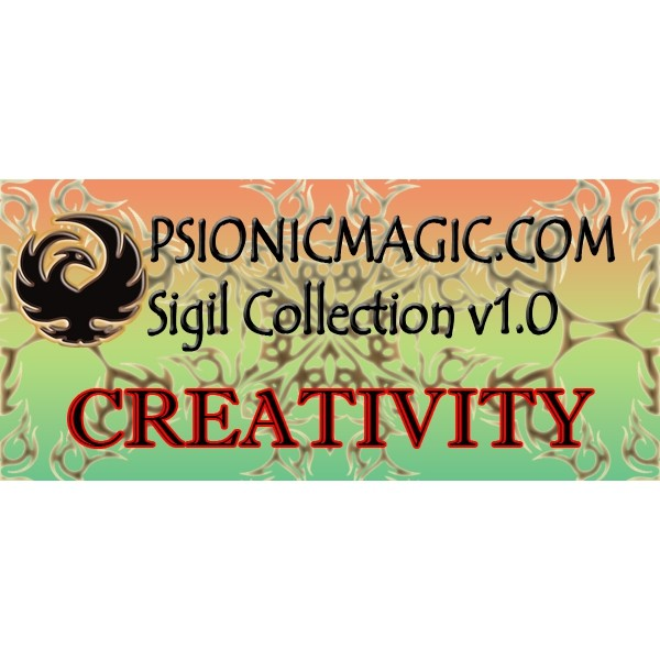 CREATIVITY Sigil