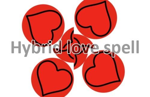 Hybrid Love Spell