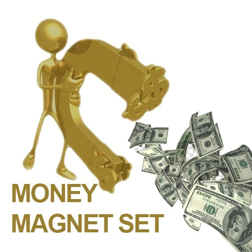 Money Magnet Sigil Set