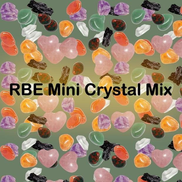 RBE Mini - Crystal Mix