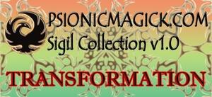 TRANSFORMATION Sigil