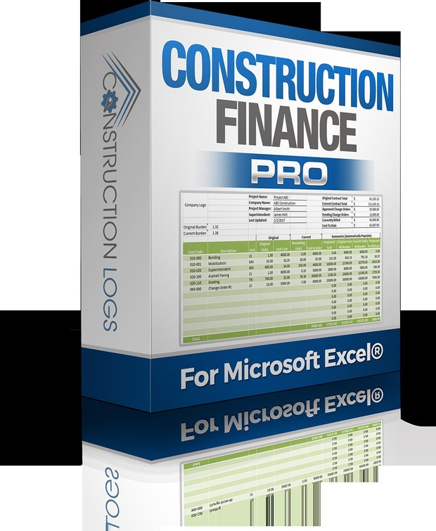 Construction Finance Pro