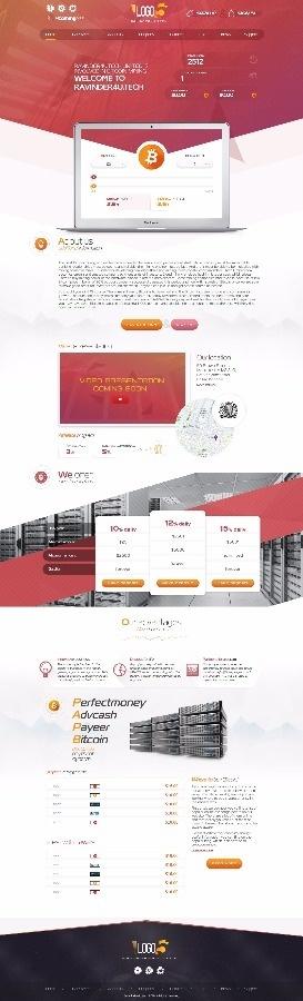 ✮ ✮ GC Hyip Template Premium 5  ✮ ✮ ♕  GoldCoders  ♕