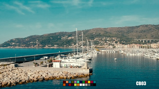 DJI SPARK LUTs Collection Vol.1 - 20 color grading luts in cube & 3dl