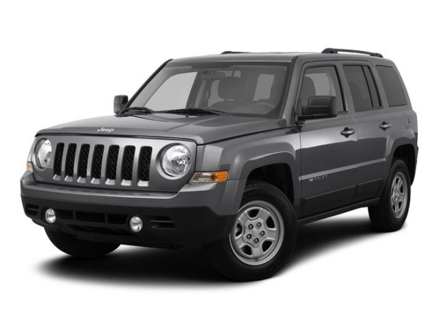 Jeep Patriot Sport 2012 Repair Manual