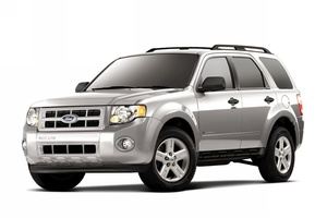 Ford Escape, Mariner, Escape Hybrid, Mariner Hybrid 2010 Repair Manual