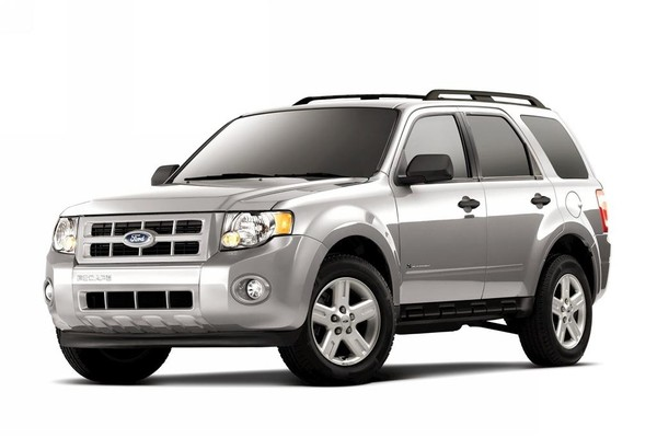 Ford Escape, Mariner, Escape Hybrid, Mariner Hybrid 2010 Repair Manual