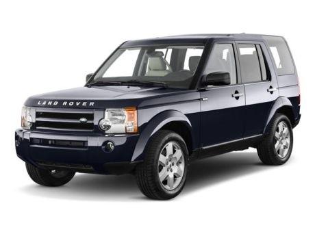 Land Rover 3 Discovery 2006 2007 2008 2009 Repair Manual