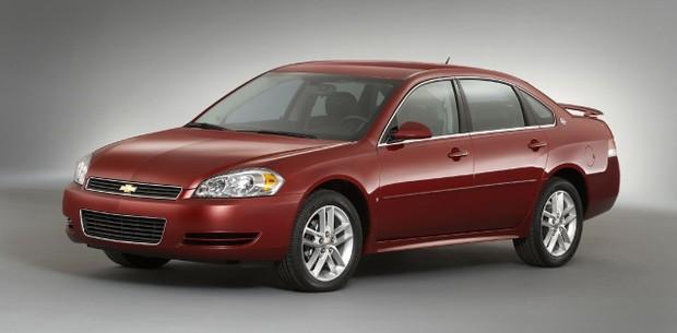 Chevrolet Impala 2008  Repair Manual