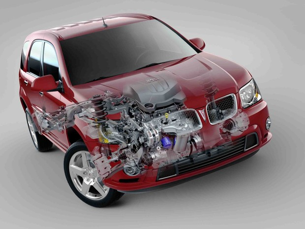 Pontiac Torrent 2008 Repair Manual