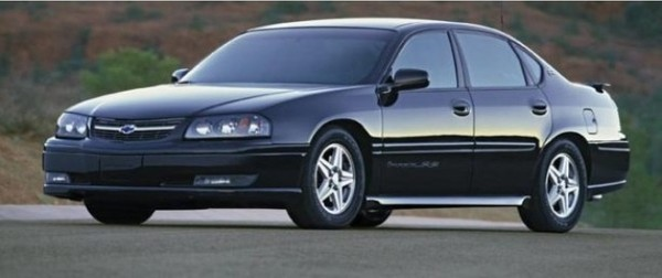 Chevrolet Impala 2003 Repair Manual
