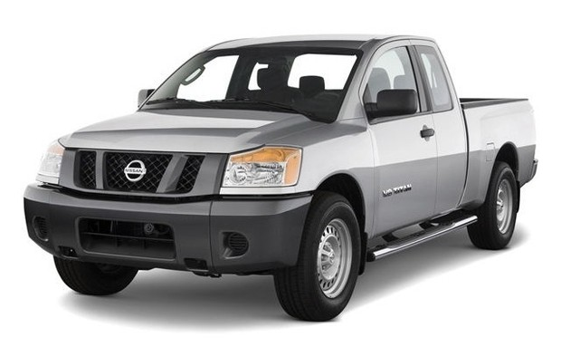 Nissan Titan 2010 Repair Manual