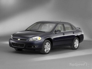 Chevrolet Impala 2007 Repair Manual
