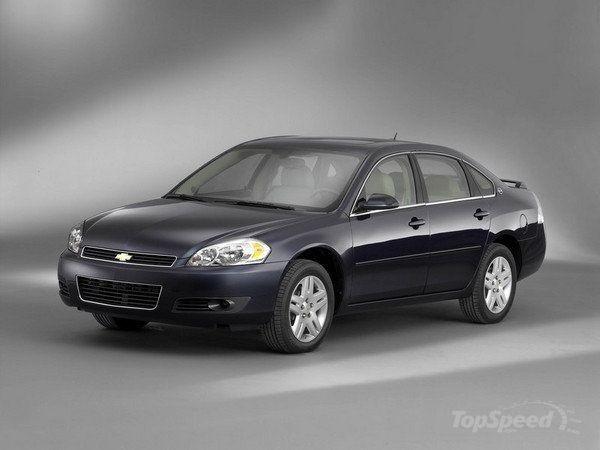 Chevrolet Impala 2007 Repair Manual