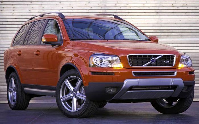 volvo xc90 2007 2008 2009 2010 2011 repair manual rh sellfy com 2007 Volvo XC90 Problems 2007 Volvo XC90 Problems