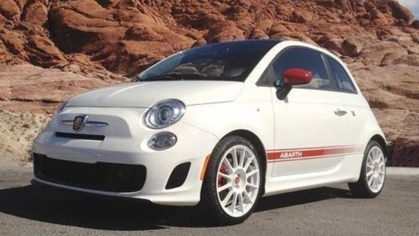 Fiat 500 Abarth 2012 Repair Manual