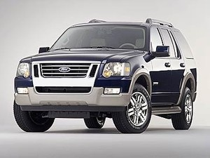 Ford Explorer,Mountaineer 2006 Repair Manual