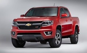 Chevrolet Colorado 2013 2014 2015 2016 Repair Manual