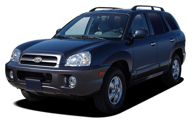 Hyundai Santa FE 2006  Repair Manual