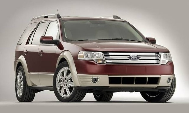 Ford Taurus,Taurus X,Sable 2008 Repair Manual