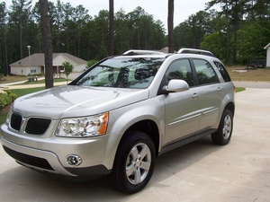 Pontiac Torrent 2007  Repair Manual