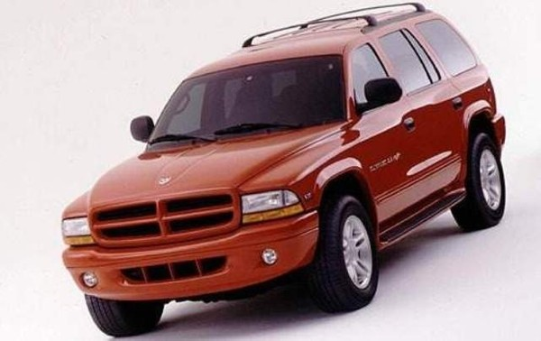 Dodge Durango 2000 Repair Manual