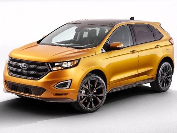 Ford Edge 2016 Repair Manual
