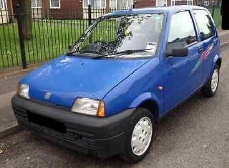 Fiat Seicento 1997 Repair Manual