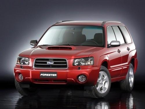 Subaru Forester 2004 Repair Manual