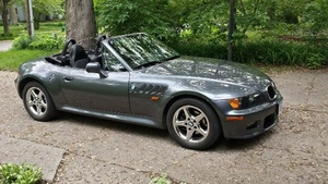Bmw Z3 1999 Repair Manual