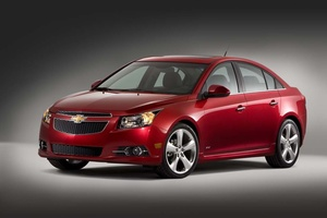Chevrolet Cruze 2011 Repair Manual