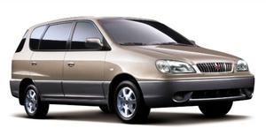 Kia Carens 2000 2001 2002 Repair Manual