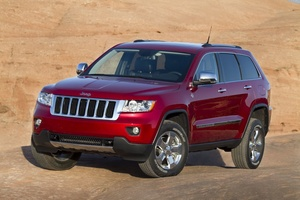 Jeep Grand Cherokee 2011 2012 2013  Repair Manual