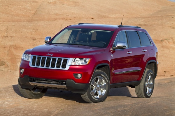 Jeep Grand Cherokee 2011 2012 2013  Repair Manual