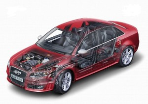 Audi RS4 2007 Repair Manual