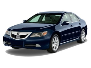 Acura RL 2011 Repair Manual