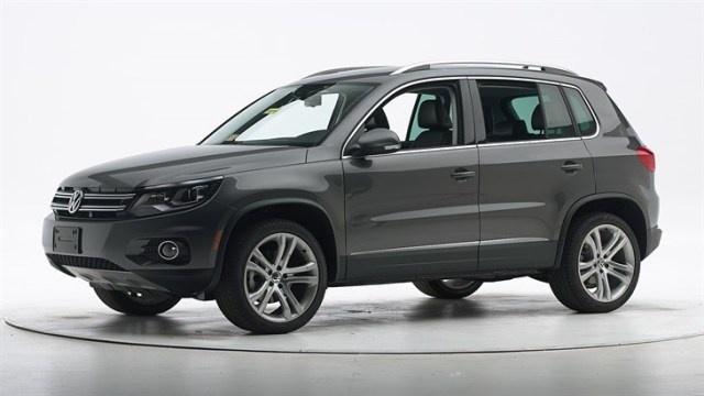 Volkswagen Tiguan 2016 2017 2018 Repair Manual