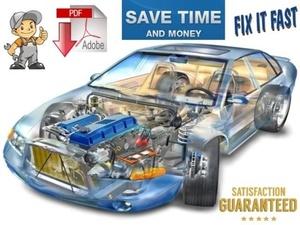Chevrolet Venture 2001 2002 2003 2004 Repair Manual
