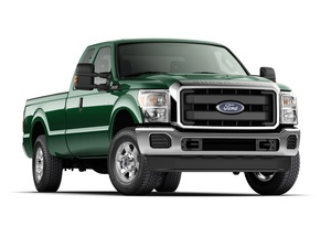 Ford F250 F350 F450 F550 Super Duty 2010  Repair Manual