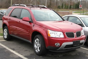 Pontiac Torrent 2006 Rrepair Manual