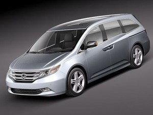 Honda Odyssey 2011 Repair Manual