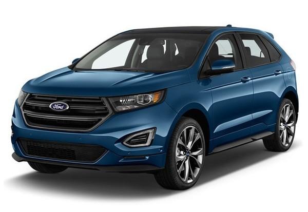 Ford Edge 2017 Repair Manual