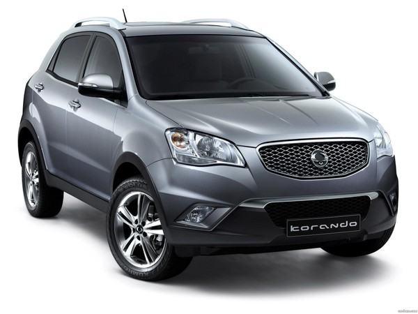 SsangYong Korando 2010 2011 2012 2013 Repair Manual