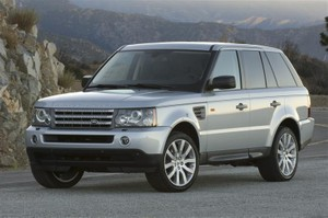 New Range Rover 2007 2008 2009 Repair Manual