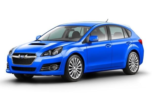 Subaru Impreza XV 2013 Repair Manual