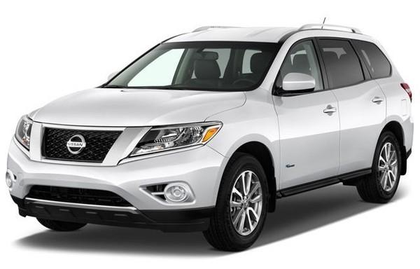 Nissan Pathfinder 2014 Repair Manual